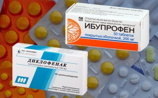 Что лучше: Диклофенак или Ибупрофен? Описание. Совместимость лекарств