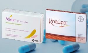 Клайра или Зоэли что лучше? Достаточно ли Вы знаете об этих лекарствах?