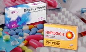 Что лучше Парацетамол или Нурофен для детей? Можно ли одновременно?