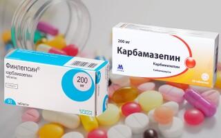 Карбамазепин или Финлепсин – что лучше? Шокирующая правда!