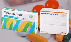 Метронидазол и Амоксициллин — одновременный прием. Интересные факты!