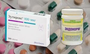 Как правильно заменить препарат Эутирокс 100, 125 Эндонормом? То, что важно знать!