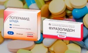 Лоперамид или Фуразолидон: что лучше? Можно ли одновременно? Описание препаратов