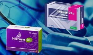 Что лучше: Нексиум или Эманера? Отзывы врачей, пациентов. Формы выпуска и цены на лекарства