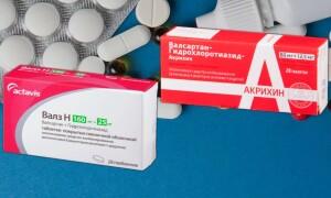 Валсартан или Валз – что лучше? Достаточно ли Вы знаете об этих лекарствах?