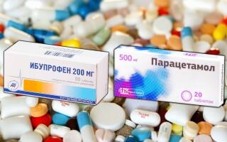 Что лучше: Ибупрофен или Парацетамол? Коротко о самом важном!