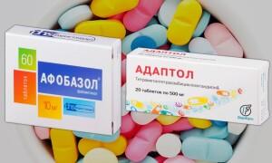 Адаптол или Афобазол – что лучше? Удивительные факты!