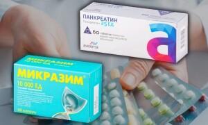 Что лучше: Микразим или Панкреатин? В чем разница между препаратами? Формы выпуска и цены
