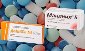 Манинил или Диабетон – что лучше? Шокирующая правда!
