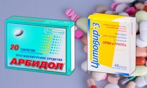 Арбидол или Цитовир-3 – что лучше? Все «за» и «против»!