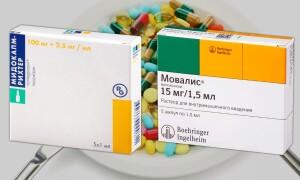 Мидокалм или Мовалис – что лучше? Важная разница между препаратами!