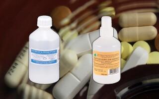 Чем отличается Хлоргексидин от Перекиси водорода? Это важно знать!