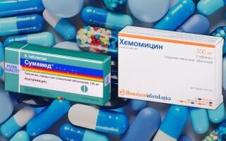 Хемомицин или Сумамед — что лучше? Что стоит узнать об этих лекарствах?