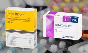 Пимафуцин или Флуконазол – что лучше? В чем разница?