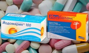 Йодбаланс или Йодомарин – что лучше? Достаточно ли вы знаете об этих препаратах?