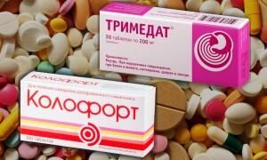 Что лучше: Тримедат или Колофорт? Отзывы пациентов. Сравнение лекарств