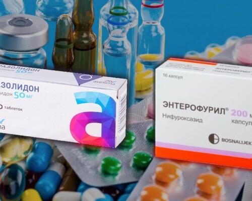 Что лучше Фуразолидон или Энтерофурил? В чем разница? Для ребенка? При провирусе?