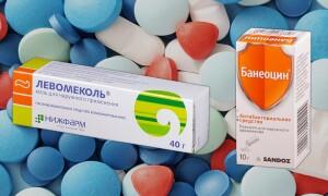 Банеоцин или Левомеколь: что лучше? Невероятные факты!