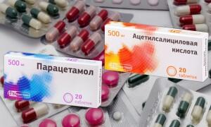 Что лучше — Парацетамол или Ацетилсалициловая кислота? Лечись правильно!