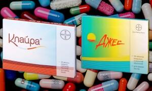 Клайра или Джес — что лучше? То, что вы не знаете об этих лекарствах!