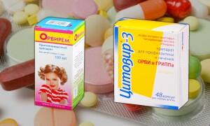 Орвирем или Цитовир-3 — что лучше? В чем принципиальная разница?