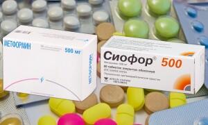 Сиофор или Метформин что лучше при диабете? Сделай правильный выбор!