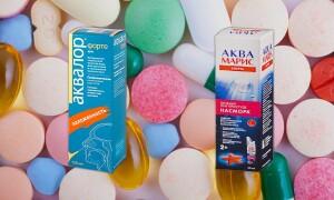 Аквамарис или Аквалор – что лучше? Что нам ожидать от этих лекарств?