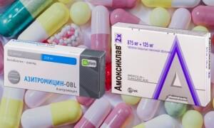 Азитромицин или Амоксиклав – что лучше? Все преимущества и недостатки!