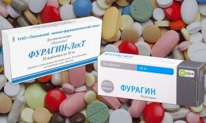 Фурагин-ЛекТ и Фурагин – в чем разница? Что стоит ждать от этих лекарств?
